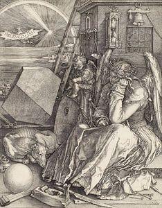Albrecht Dürer.Melencolia