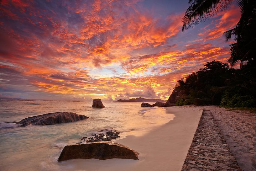 Seychelles von Graham Forrester