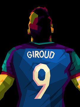 Olivier Giround wpap sur miru arts