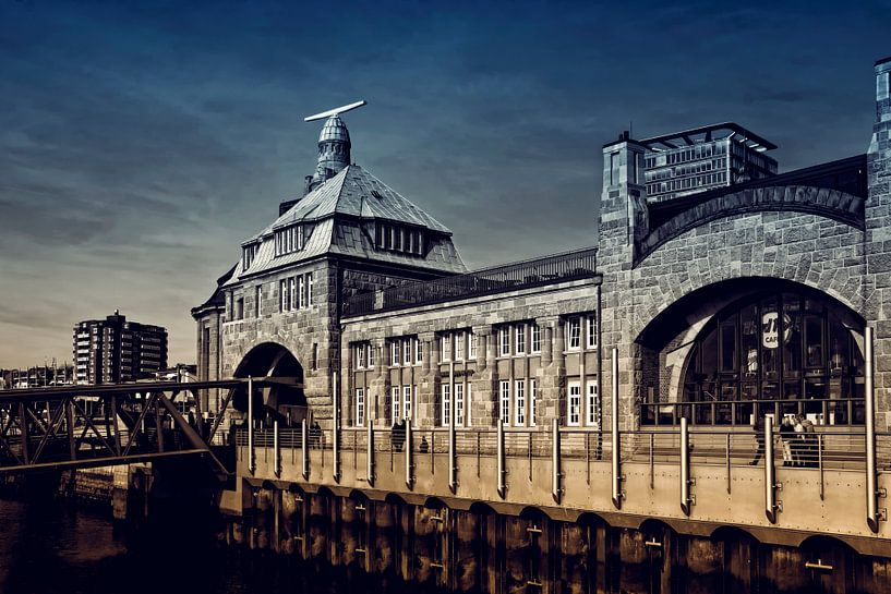 Hamburg 3.0 van Claudia Moeckel