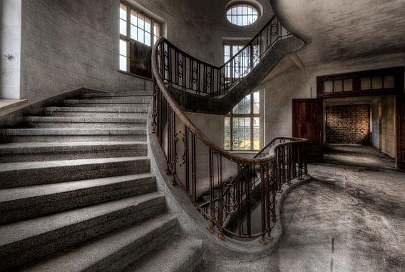 Doorgang tweede verdieping
