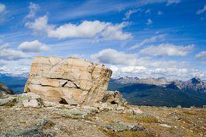 Big Rock, Rocky Mountains