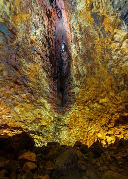 Inside a vulcano  sur Menno Schaefer