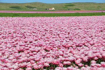 Zee van bloemen van Corinna Vollertsen