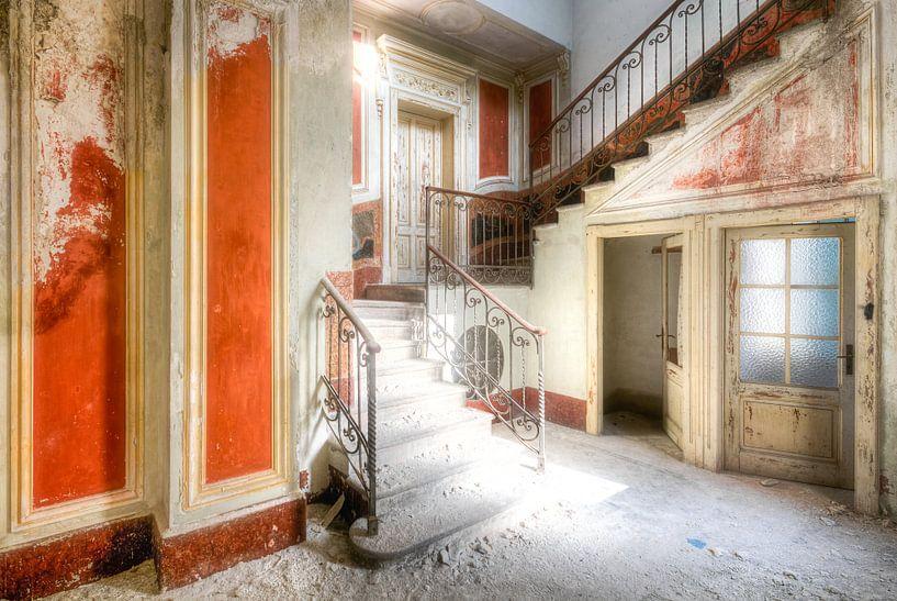 Verlaten villa van Roman Robroek