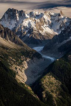 Mer de glace van Alpine Photographer