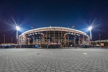 Feyenoord Rotterdam Stadion de Kuip 2017 - 7 von Tux Photography