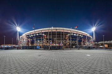 Feyenoord Rotterdam stadion de Kuip 2017 - 7 van