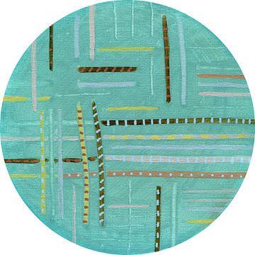Serie RONDO - Passage van ART Eva Maria