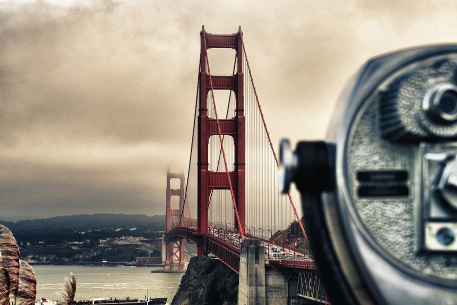 San Francisco van Dennis Bliek