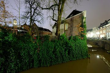 Kromme Nieuwegracht in Utrecht  von Donker Utrecht