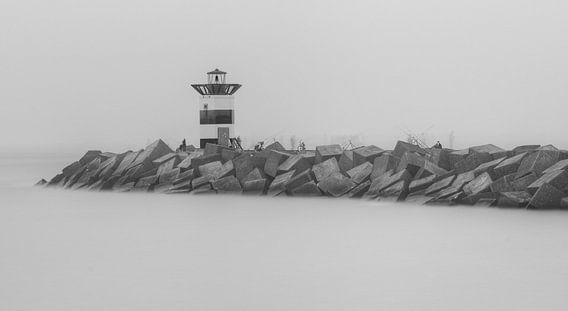 Scheveningen haven van Arthur de Rijke