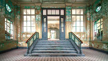 Verlassener Beelitz von Frans Nijland