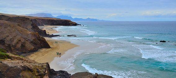 Surfstrand in Spanje, Fuerteventura