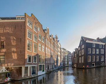 Zeedijk Amsterdam van Peter Bartelings Photography