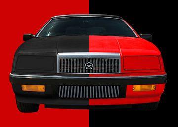 Chrysler LeBaron Convertible van aRi F. Huber