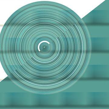 Magnetic Disk N.1 van Olis-Art