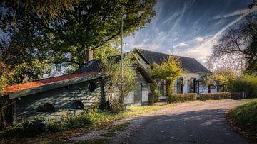 Ein altes Haus in der Betuwe von Mart Houtman