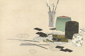 Weihrauchvorräte von Kamisaka Sekka, 1903