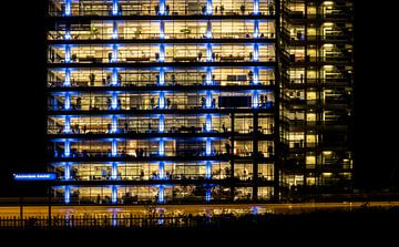 Breitner-Turm Amstelplein Amsterdam von shoott photography
