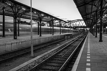 Station Groningen, Snelheid  van Klaske Kuperus