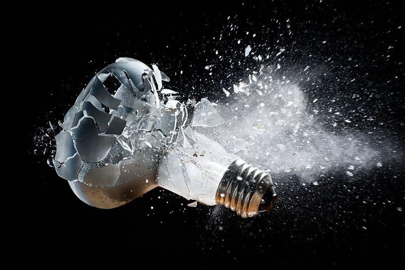 Tir sur ampoule sur Luc V.be