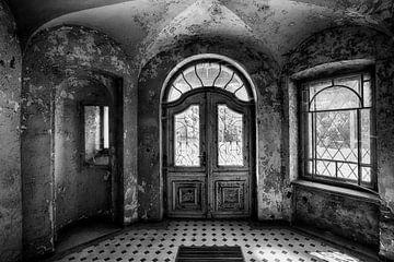 Geschlossene Türen 2 von Kirsten Scholten
