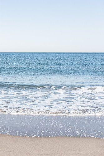 Drieluik van de Noordzee en het Scheveningse strand. 3 van 3.