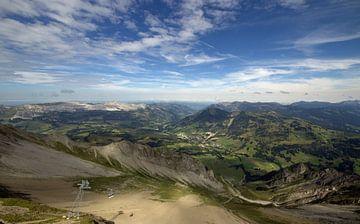 Zwitserland van Jeroen Kooij