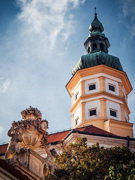 Schloss Mikulov (Tschechien) von Alexander Voss