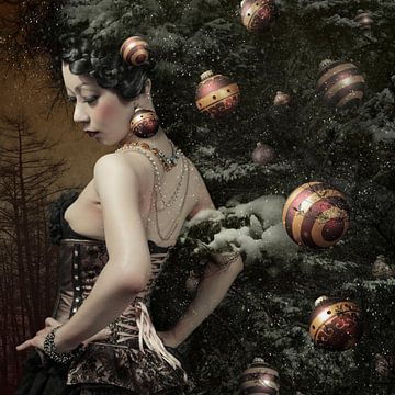 Lady Dezember \ & # 039; s Baum, Kiyo Murakami von 1x