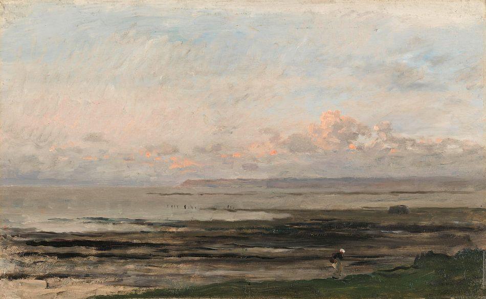 Charles-François Daubigny, Strand bij eb van Meesterlijcke Meesters