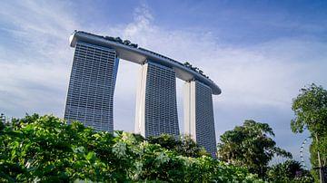 Marina Bay - Singapore van Raymond Gerritsen