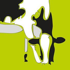 Kuh von Color Square