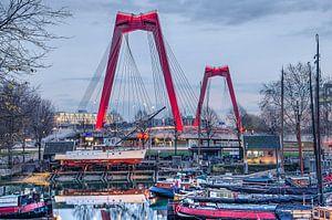 Willemsbrug en Oude Haven