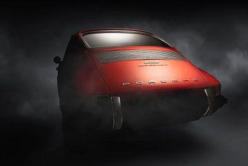 1969 Porsche 911-E Coupe Karmann von Thomas Boudewijn