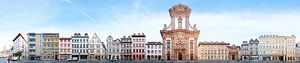Mainz Augustinerstrasse Streetline von Panorama Streetline