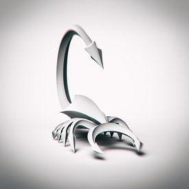 Skorpion 2 von Jörg Hausmann