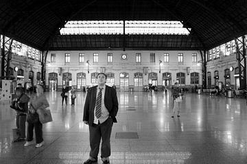 Stationshal Spanje van Irene Kuizenga