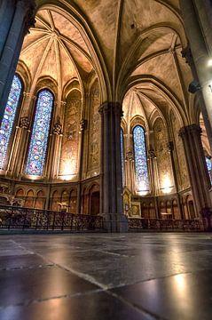 Kathedraal Notre-Dame de Treille van Mark Bolijn