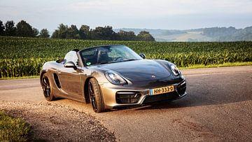 Porsche Boxster GTS Typ 981 von Rob Boon