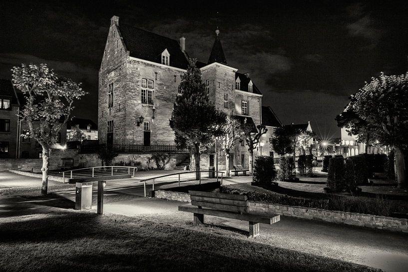 Schloss Halder @ Nacht von Rob Boon