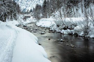 paysage de neige sur rob creemers