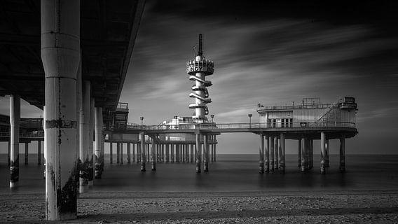 Pier van Scheveningen  #4417