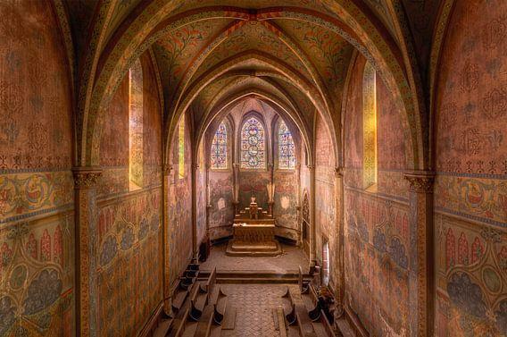 Vroeger in de Kerk van Roman Robroek