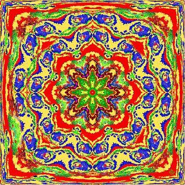 Symmetric composition 70