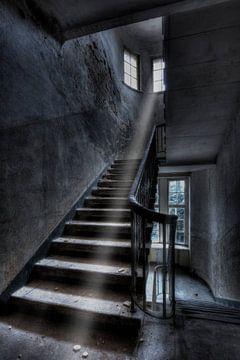 Treppenhaus von