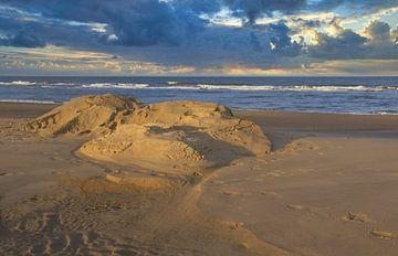 Berg zand van Jose Lok