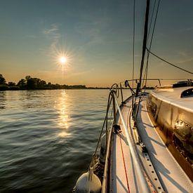 Voyage en voilier sur l'Elbe sur Alexander Schulz