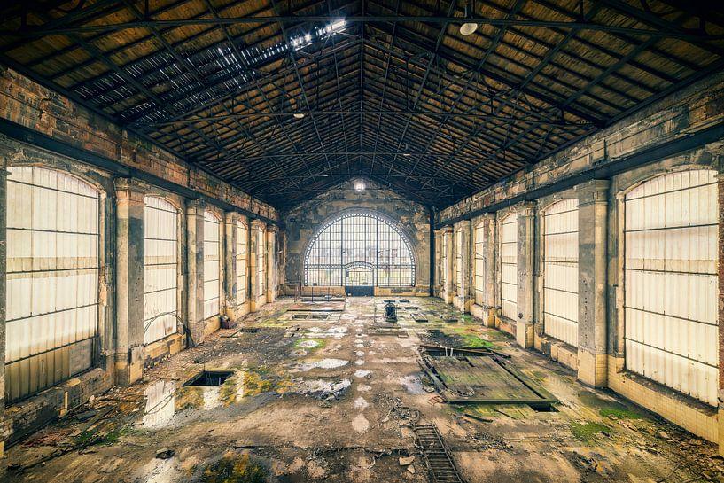 Old mine van Michael Schwan